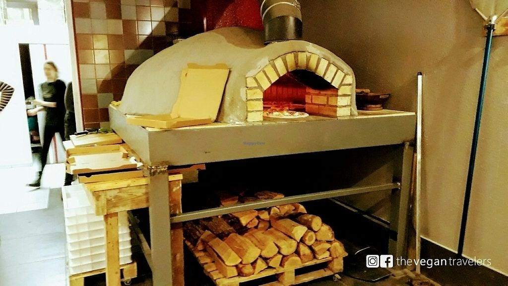 """Photo of Bancale 61  by <a href=""""/members/profile/thevegantravelers"""">thevegantravelers</a> <br/>wood fire oven <br/> May 25, 2017  - <a href='/contact/abuse/image/87077/262382'>Report</a>"""