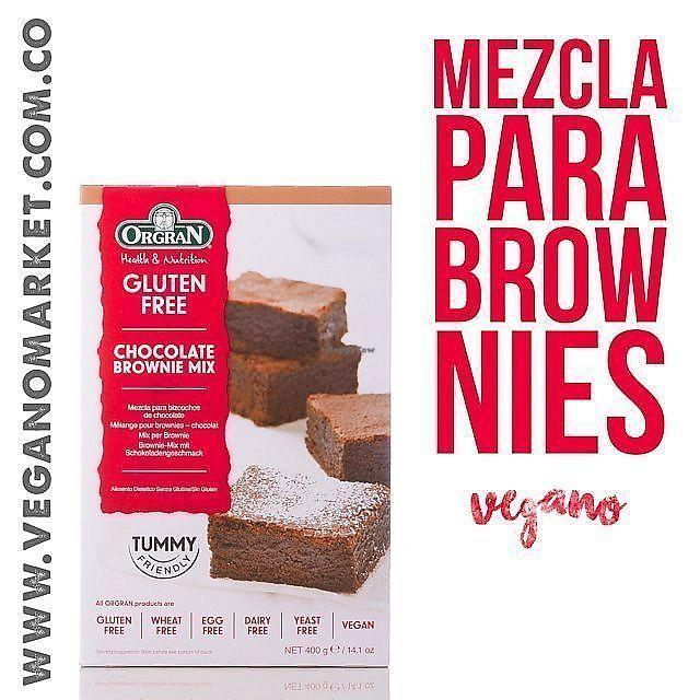 "Photo of Vegano Market  by <a href=""/members/profile/lafresita"">lafresita</a> <br/>Mezcla para brownies vegana <br/> July 2, 2017  - <a href='/contact/abuse/image/87082/276057'>Report</a>"