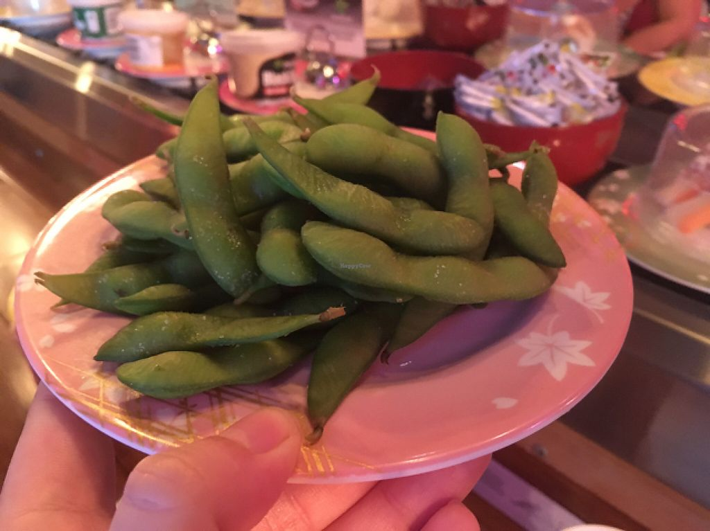 "Photo of MisoHapi  by <a href=""/members/profile/jojoinbrighton"">jojoinbrighton</a> <br/>edamame <br/> May 1, 2017  - <a href='/contact/abuse/image/87111/254535'>Report</a>"