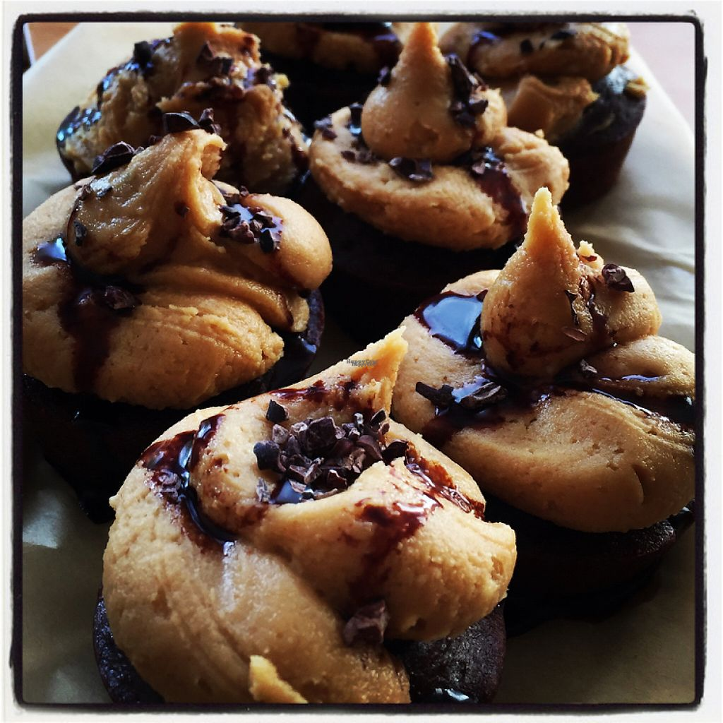 """Photo of Be Coffee My Friend  by <a href=""""/members/profile/SoyHada"""">SoyHada</a> <br/>Vegan Peanut Butter Cupcakes <br/> April 28, 2017  - <a href='/contact/abuse/image/87120/253413'>Report</a>"""