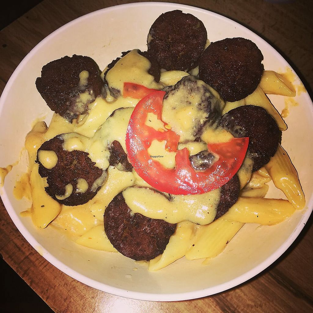 """Photo of Pierogi Mountain  by <a href=""""/members/profile/Tabgreenvegan"""">Tabgreenvegan</a> <br/>Vegan Mac N Cheese! <br/> March 28, 2018  - <a href='/contact/abuse/image/87122/377380'>Report</a>"""