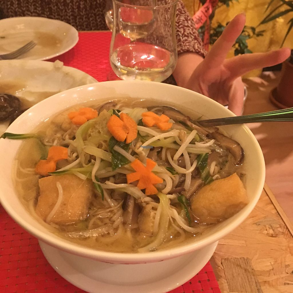 "Photo of CLOSED: Healthy Lovers  by <a href=""/members/profile/Kukiaries"">Kukiaries</a> <br/>sopa de fideos con tofu <br/> February 15, 2017  - <a href='/contact/abuse/image/87135/226994'>Report</a>"