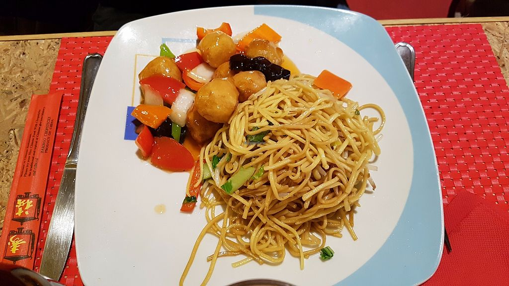 "Photo of CLOSED: Healthy Lovers  by <a href=""/members/profile/JonJon"">JonJon</a> <br/>Noodles and tofu <br/> November 5, 2017  - <a href='/contact/abuse/image/87135/322034'>Report</a>"