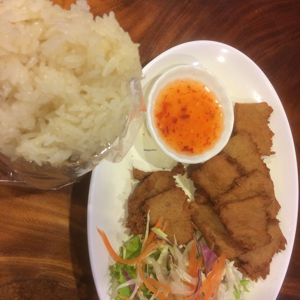 "Photo of Yo Green Restaurant  by <a href=""/members/profile/LluisandManu"">LluisandManu</a> <br/>Fried pork with sticky rice <br/> December 9, 2017  - <a href='/contact/abuse/image/87150/333844'>Report</a>"