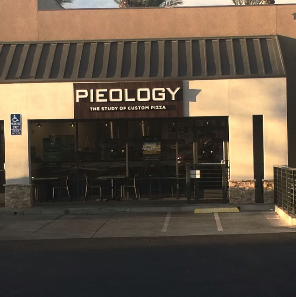 """Photo of Pieology  by <a href=""""/members/profile/glassesgirl79"""">glassesgirl79</a> <br/>Entrance to Hanford Pieology  <br/> February 19, 2017  - <a href='/contact/abuse/image/87164/228065'>Report</a>"""