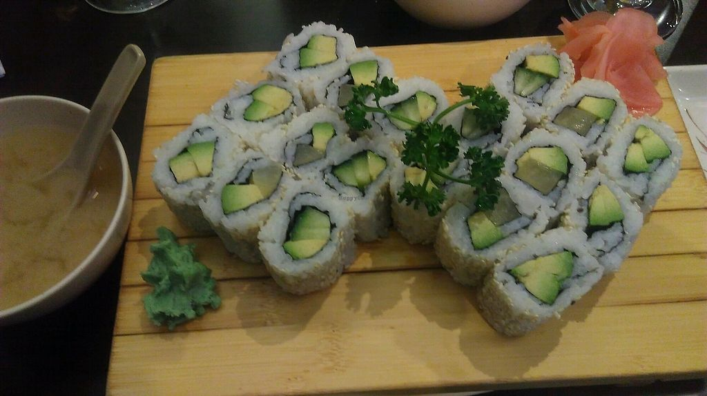 """Photo of Sakura  by <a href=""""/members/profile/TrevorS"""">TrevorS</a> <br/>California rolls <br/> February 3, 2018  - <a href='/contact/abuse/image/87167/354586'>Report</a>"""