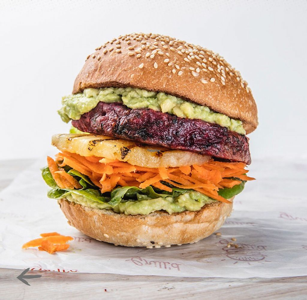 """Photo of Grill'd  by <a href=""""/members/profile/Burgerlover"""">Burgerlover</a> <br/>Veggie Vitality <br/> February 15, 2017  - <a href='/contact/abuse/image/87196/226934'>Report</a>"""