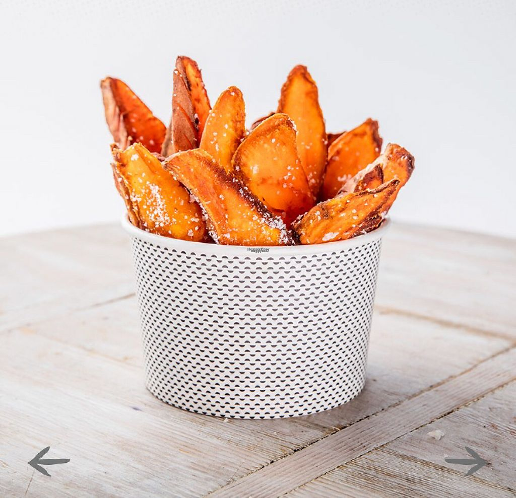 """Photo of Grill'd  by <a href=""""/members/profile/Burgerlover"""">Burgerlover</a> <br/>Sweet Potato Chips <br/> February 15, 2017  - <a href='/contact/abuse/image/87196/226938'>Report</a>"""