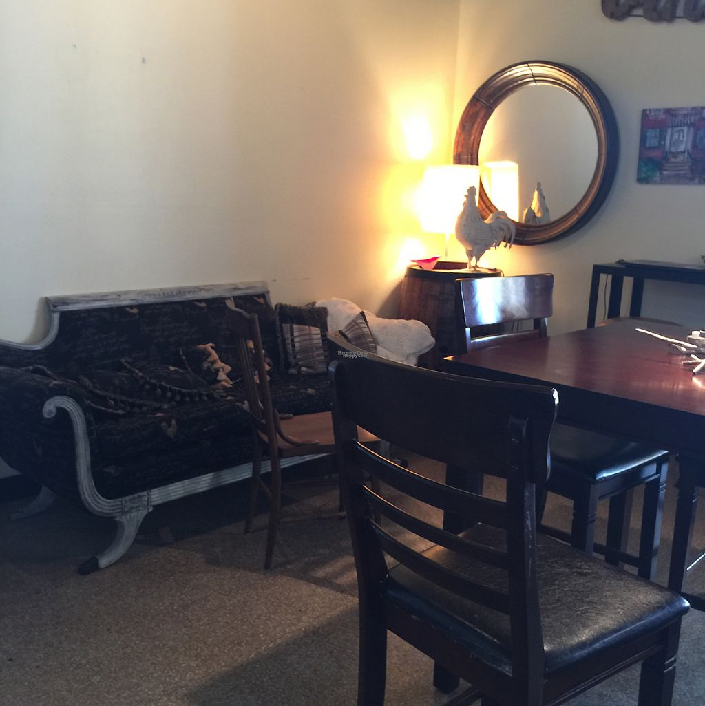 """Photo of NewFound Gathering Place and Eatery  by <a href=""""/members/profile/ToastedCoconut"""">ToastedCoconut</a> <br/>Cozy little corner <br/> March 31, 2017  - <a href='/contact/abuse/image/87197/243103'>Report</a>"""