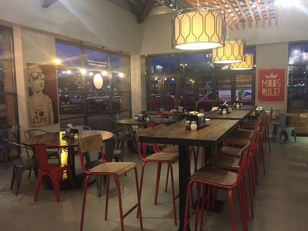 """Photo of Mod Pizza - Cardigan Fields  by <a href=""""/members/profile/StevieSurf"""">StevieSurf</a> <br/>Restaurant <br/> February 23, 2017  - <a href='/contact/abuse/image/87200/229769'>Report</a>"""
