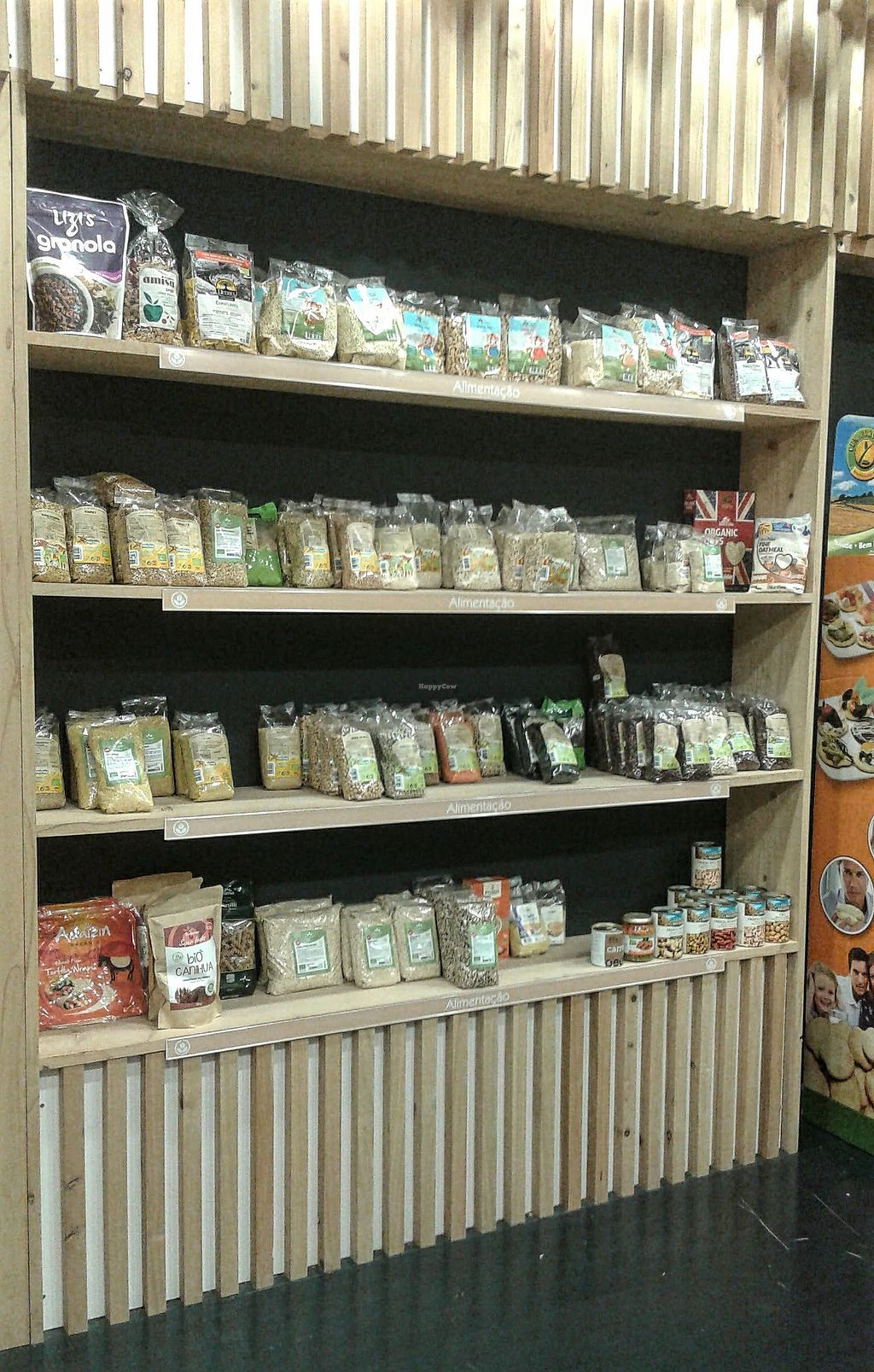 """Photo of Bioforma  by <a href=""""/members/profile/veganmargarida"""">veganmargarida</a> <br/>Decent grain and cereal section <br/> September 6, 2017  - <a href='/contact/abuse/image/87220/301617'>Report</a>"""