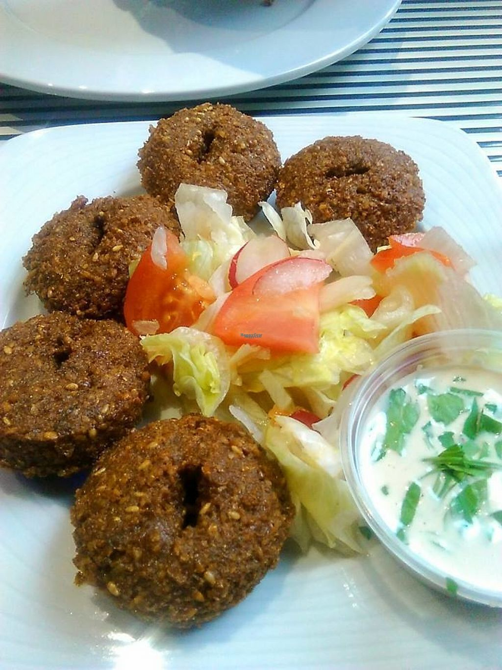 "Photo of Falafel City  by <a href=""/members/profile/Lyra"">Lyra</a> <br/>Falafel, freshly fried <br/> February 16, 2017  - <a href='/contact/abuse/image/87240/227043'>Report</a>"