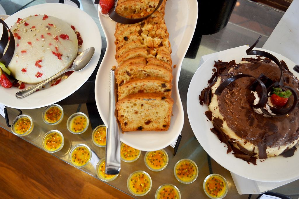 "Photo of The Poya Day Vegan Buffet  by <a href=""/members/profile/Chalice777"">Chalice777</a> <br/>More desserts! <br/> October 18, 2017  - <a href='/contact/abuse/image/87263/316249'>Report</a>"