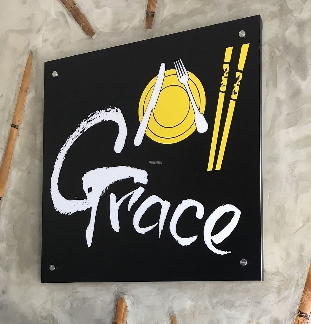 """Photo of Grace Japanese Sushi  by <a href=""""/members/profile/KWdaddio"""">KWdaddio</a> <br/>Grace Restaurant Sign <br/> February 16, 2017  - <a href='/contact/abuse/image/87285/227160'>Report</a>"""