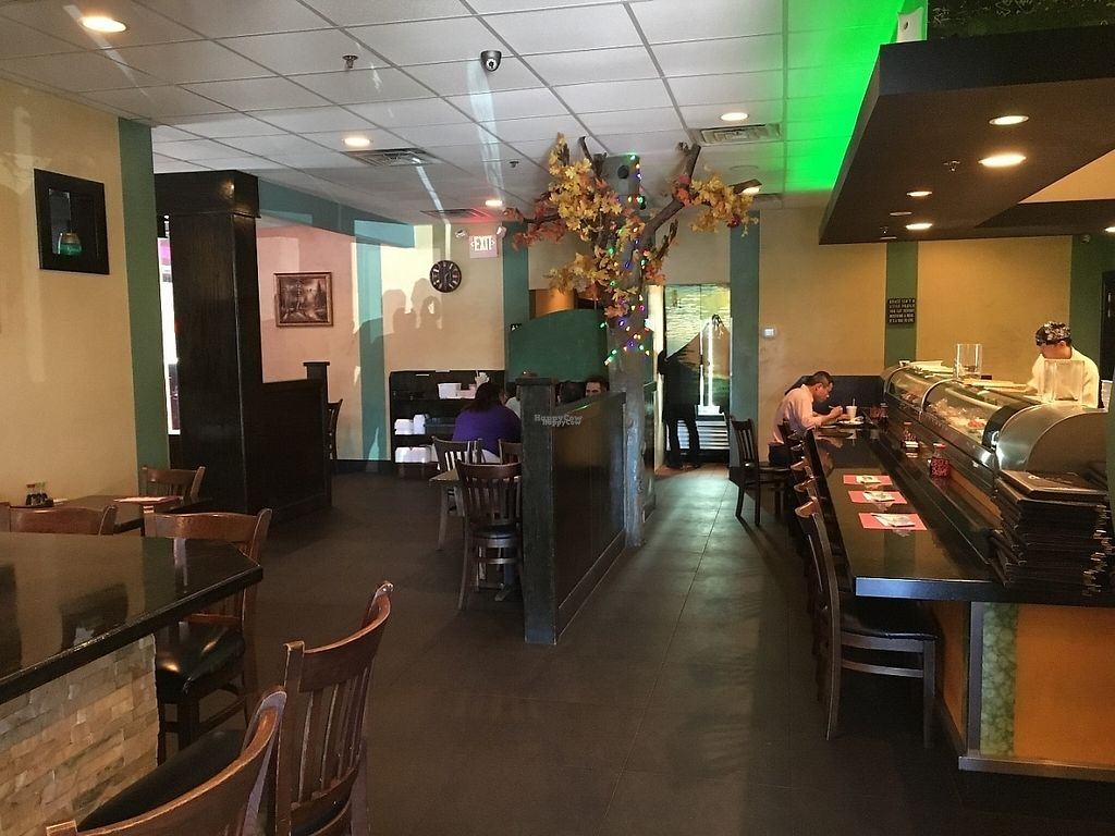 """Photo of Grace Japanese Sushi  by <a href=""""/members/profile/KWdaddio"""">KWdaddio</a> <br/>Grace Restaurant Interior <br/> February 16, 2017  - <a href='/contact/abuse/image/87285/227165'>Report</a>"""