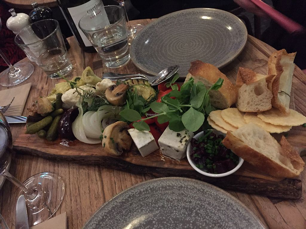 "Photo of Assaggini Mornington  by <a href=""/members/profile/Dawson1303"">Dawson1303</a> <br/>vegan antipasto platter <br/> November 11, 2017  - <a href='/contact/abuse/image/87304/324076'>Report</a>"