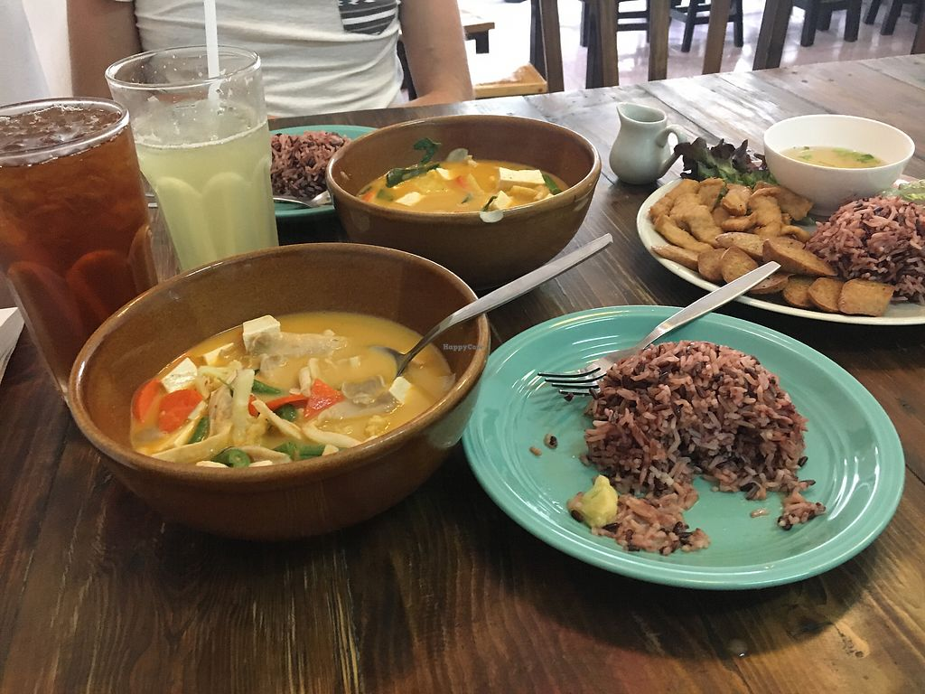 """Photo of Bee Vegan  by <a href=""""/members/profile/ViGan"""">ViGan</a> <br/>260 baht for all this <br/> November 6, 2017  - <a href='/contact/abuse/image/87311/322446'>Report</a>"""