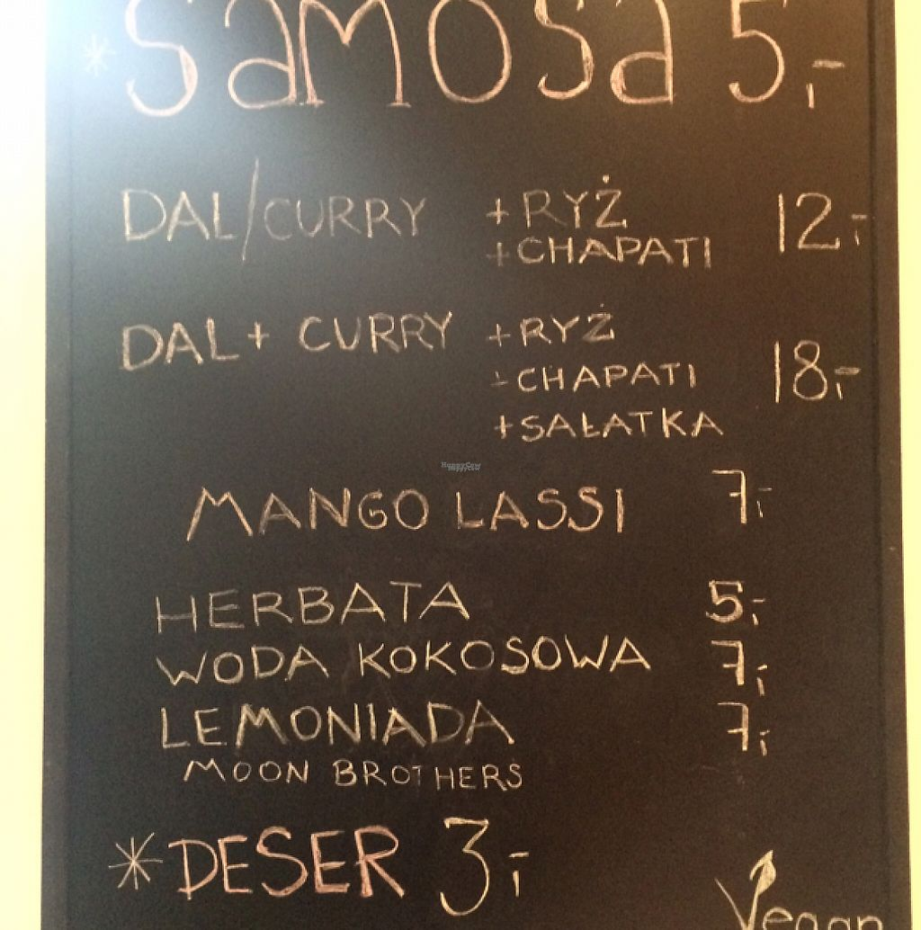 "Photo of Hariprasad Samosa & Curry  by <a href=""/members/profile/FatTonyBMX"">FatTonyBMX</a> <br/>Menu board <br/> March 1, 2017  - <a href='/contact/abuse/image/87313/231447'>Report</a>"