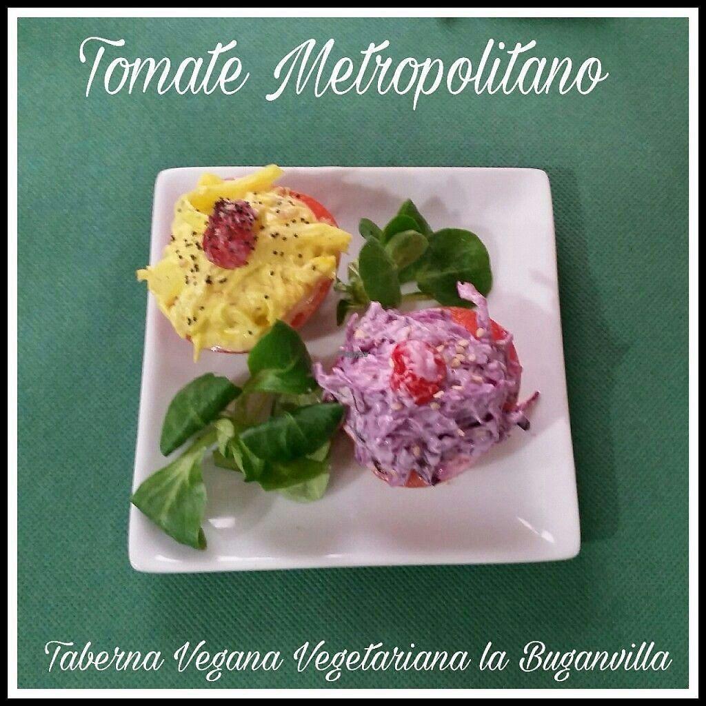 """Photo of Taberna La Buganvilla  by <a href=""""/members/profile/GiuanneMura"""">GiuanneMura</a> <br/>Tomate metropolitano 2.0 <br/> February 19, 2017  - <a href='/contact/abuse/image/87334/228226'>Report</a>"""
