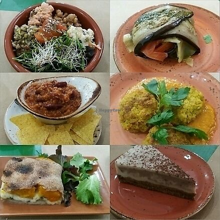 """Photo of Taberna La Buganvilla  by <a href=""""/members/profile/NadjaMadeleine"""">NadjaMadeleine</a> <br/>Delicious food at the Taberna la Buganvilla <br/> March 9, 2018  - <a href='/contact/abuse/image/87334/368500'>Report</a>"""