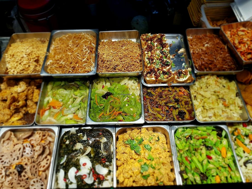 """Photo of Xiao Fu Vegetarian Food  by <a href=""""/members/profile/ChuaChenKok"""">ChuaChenKok</a> <br/>good presentation of food <br/> March 29, 2018  - <a href='/contact/abuse/image/87356/377563'>Report</a>"""