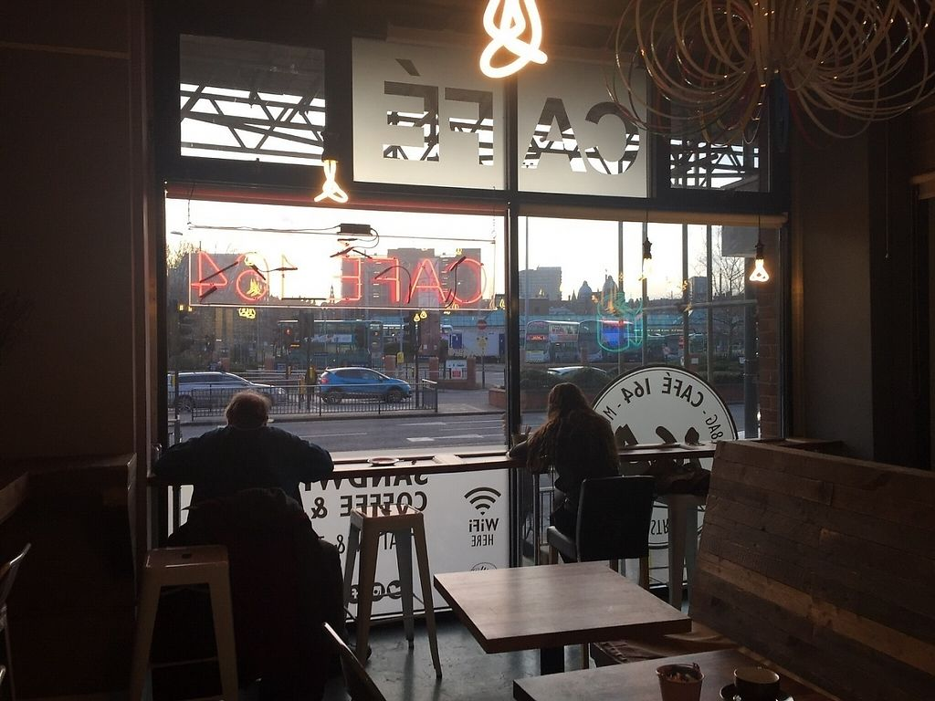 """Photo of Cafe 164  by <a href=""""/members/profile/StevieSurf"""">StevieSurf</a> <br/>View <br/> February 23, 2017  - <a href='/contact/abuse/image/87361/229776'>Report</a>"""