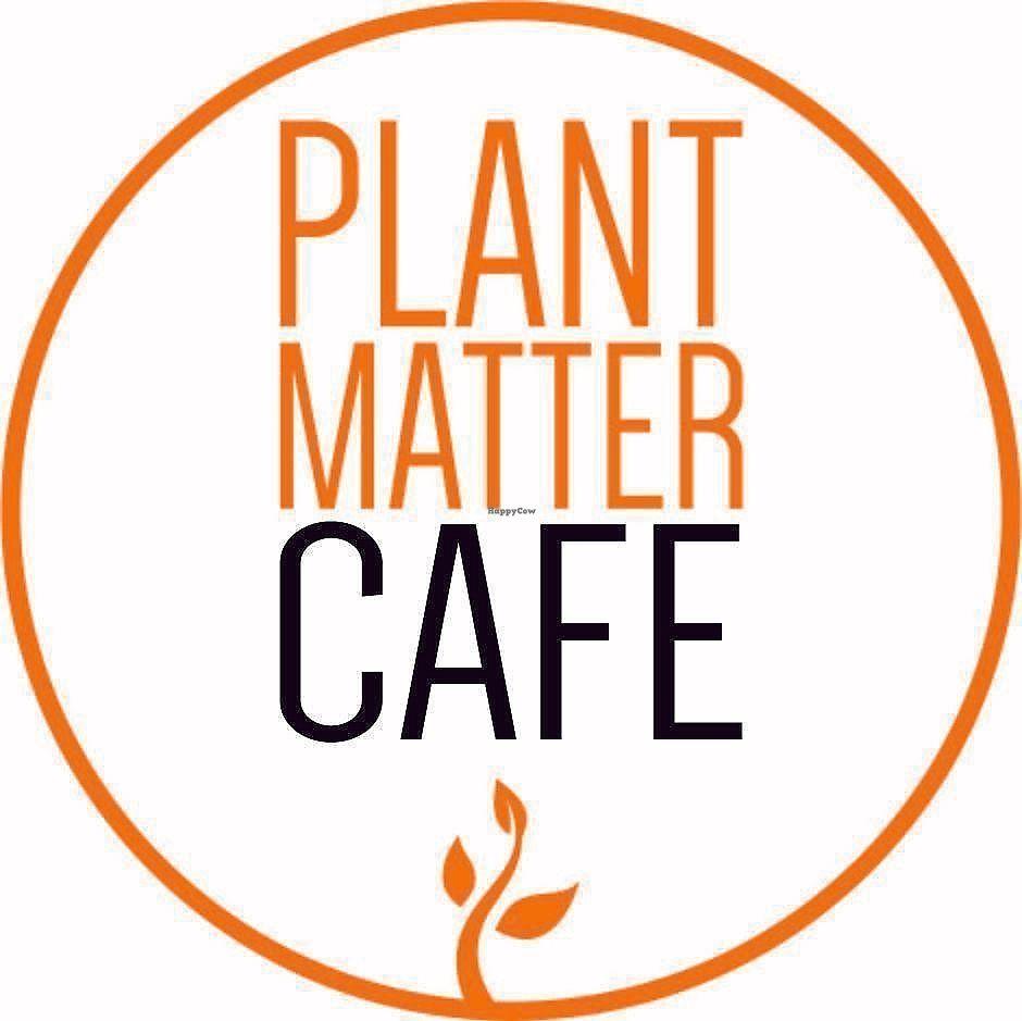 "Photo of Plant Matter Cafe  by <a href=""/members/profile/DylanDakota"">DylanDakota</a> <br/>Logo <br/> January 29, 2018  - <a href='/contact/abuse/image/87376/352483'>Report</a>"