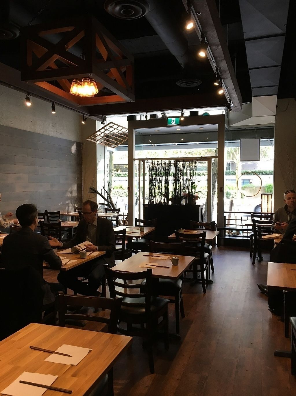 """Photo of Shizenya - Downtown  by <a href=""""/members/profile/vegan%20frog"""">vegan frog</a> <br/>Inside <br/> April 29, 2017  - <a href='/contact/abuse/image/87440/253831'>Report</a>"""