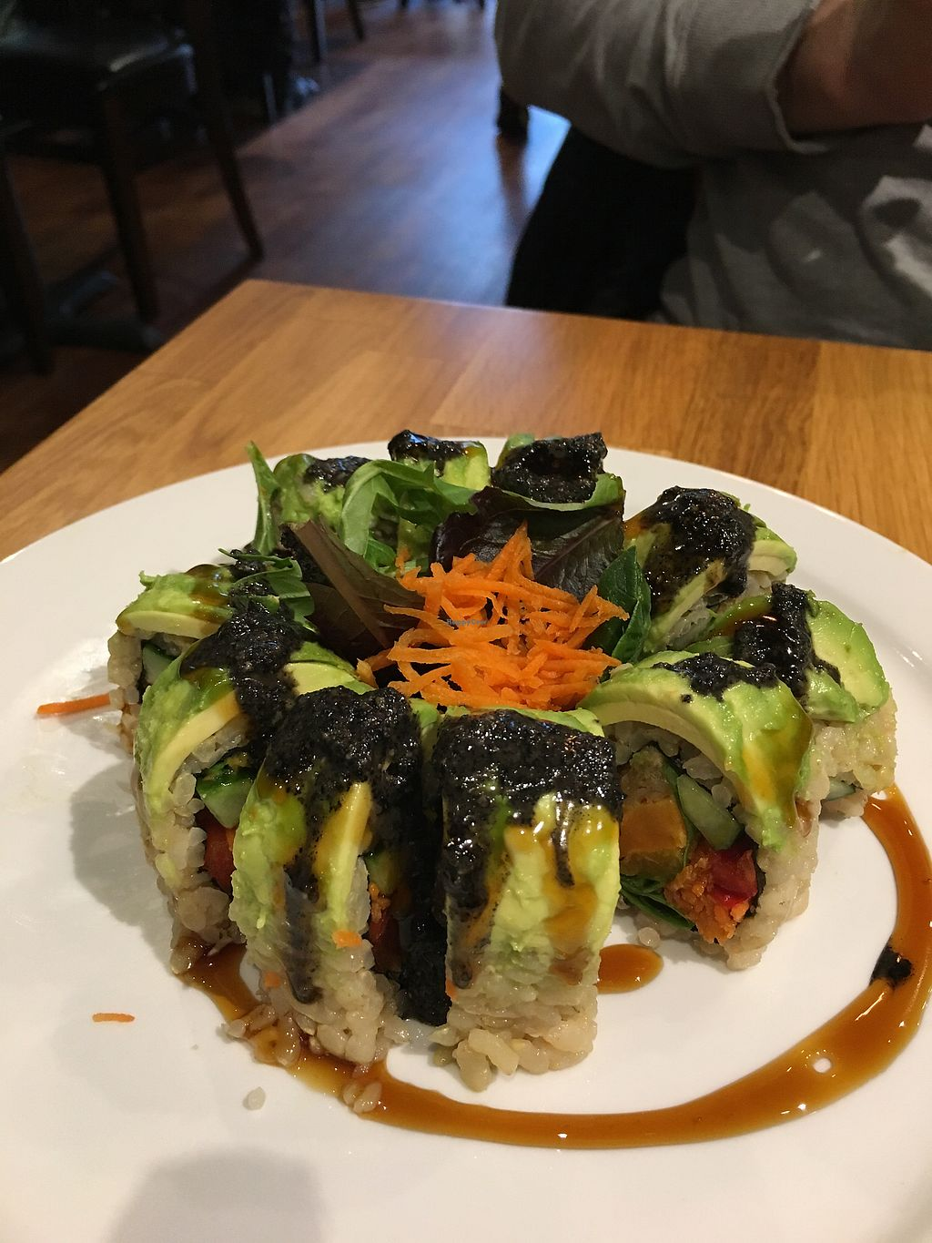 """Photo of Shizenya - Downtown  by <a href=""""/members/profile/Siup"""">Siup</a> <br/>Geisha rolls  <br/> March 21, 2018  - <a href='/contact/abuse/image/87440/373539'>Report</a>"""