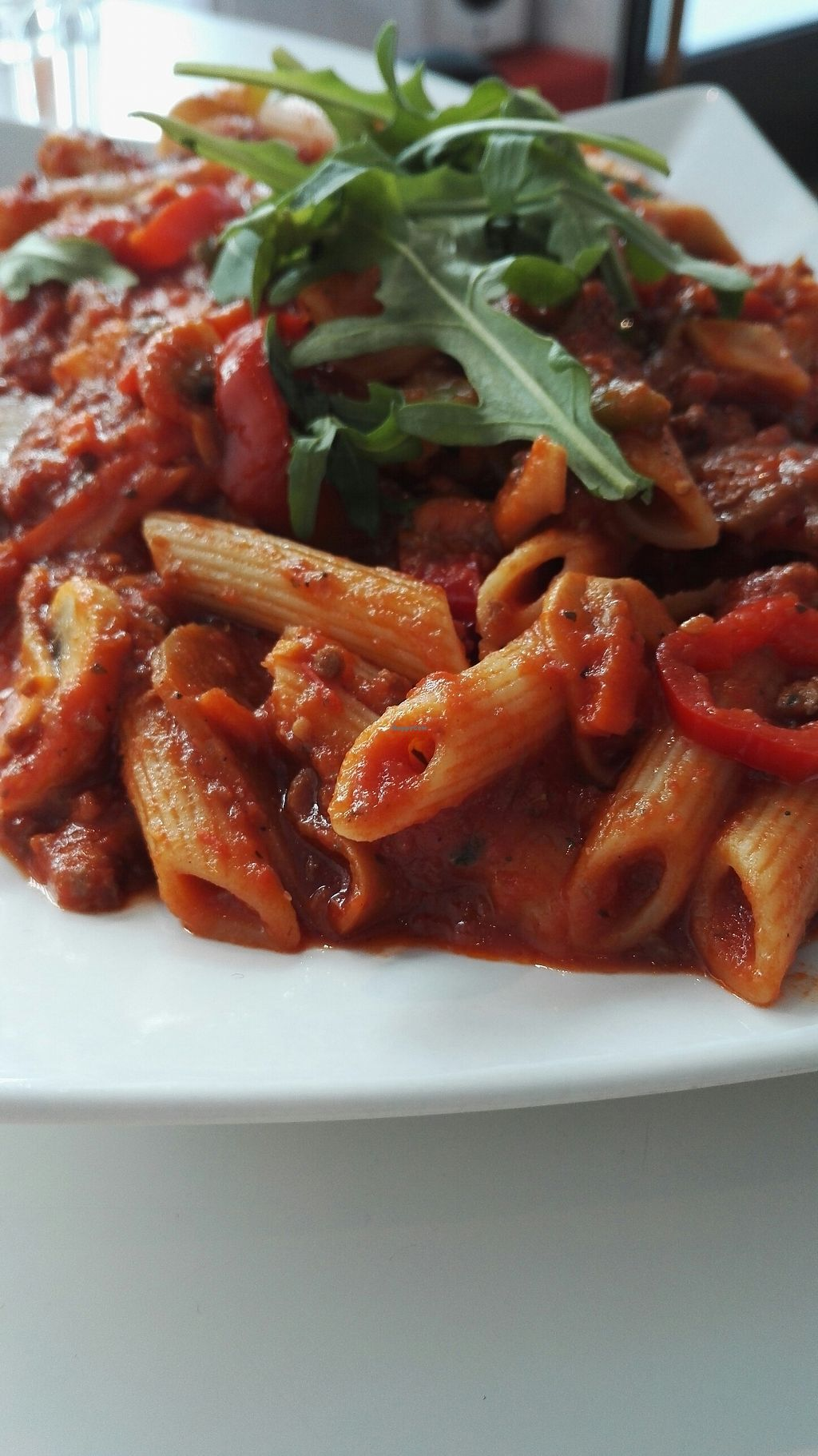 """Photo of Tikitak  by <a href=""""/members/profile/Miio%20Seppaenen"""">Miio Seppaenen</a> <br/>huge bolognese style pasta <br/> July 8, 2017  - <a href='/contact/abuse/image/87468/277968'>Report</a>"""