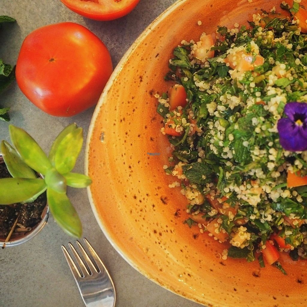 "Photo of Urth by Nabz&G  by <a href=""/members/profile/NabihAlMomaiz"">NabihAlMomaiz</a> <br/>Tabbouleh Twist <br/> March 2, 2017  - <a href='/contact/abuse/image/87469/231768'>Report</a>"
