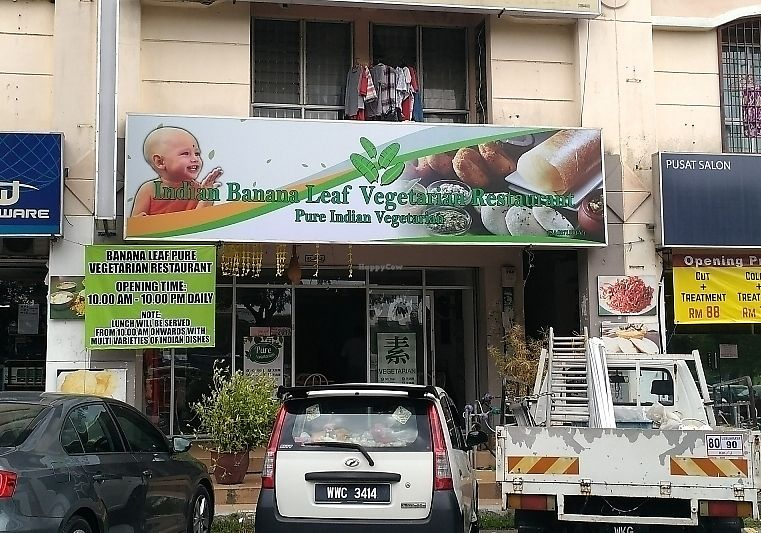 "Photo of Indian Banana Leaf Vegetarian Restaurant  by <a href=""/members/profile/stompmsp"">stompmsp</a> <br/>Indian Banana Leaf Vegetarian Restaurant  <br/> June 27, 2017  - <a href='/contact/abuse/image/87502/273916'>Report</a>"