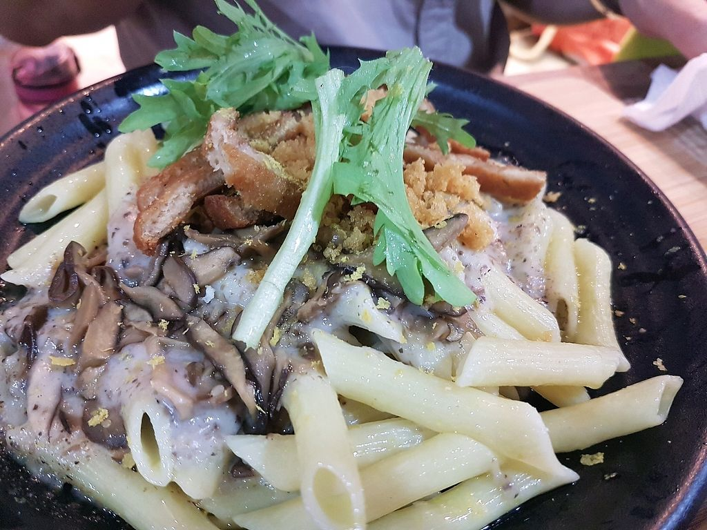 "Photo of NomVnom - Tai Seng St  by <a href=""/members/profile/LiQi"">LiQi</a> <br/>truffle pasta <br/> December 7, 2017  - <a href='/contact/abuse/image/87507/333118'>Report</a>"