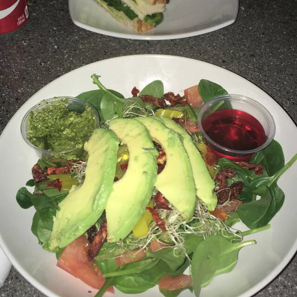"""Photo of Tru Deli + Bar  by <a href=""""/members/profile/MariahKEvans"""">MariahKEvans</a> <br/>definitely my favorite spot near unc! <br/> February 23, 2017  - <a href='/contact/abuse/image/87509/229526'>Report</a>"""