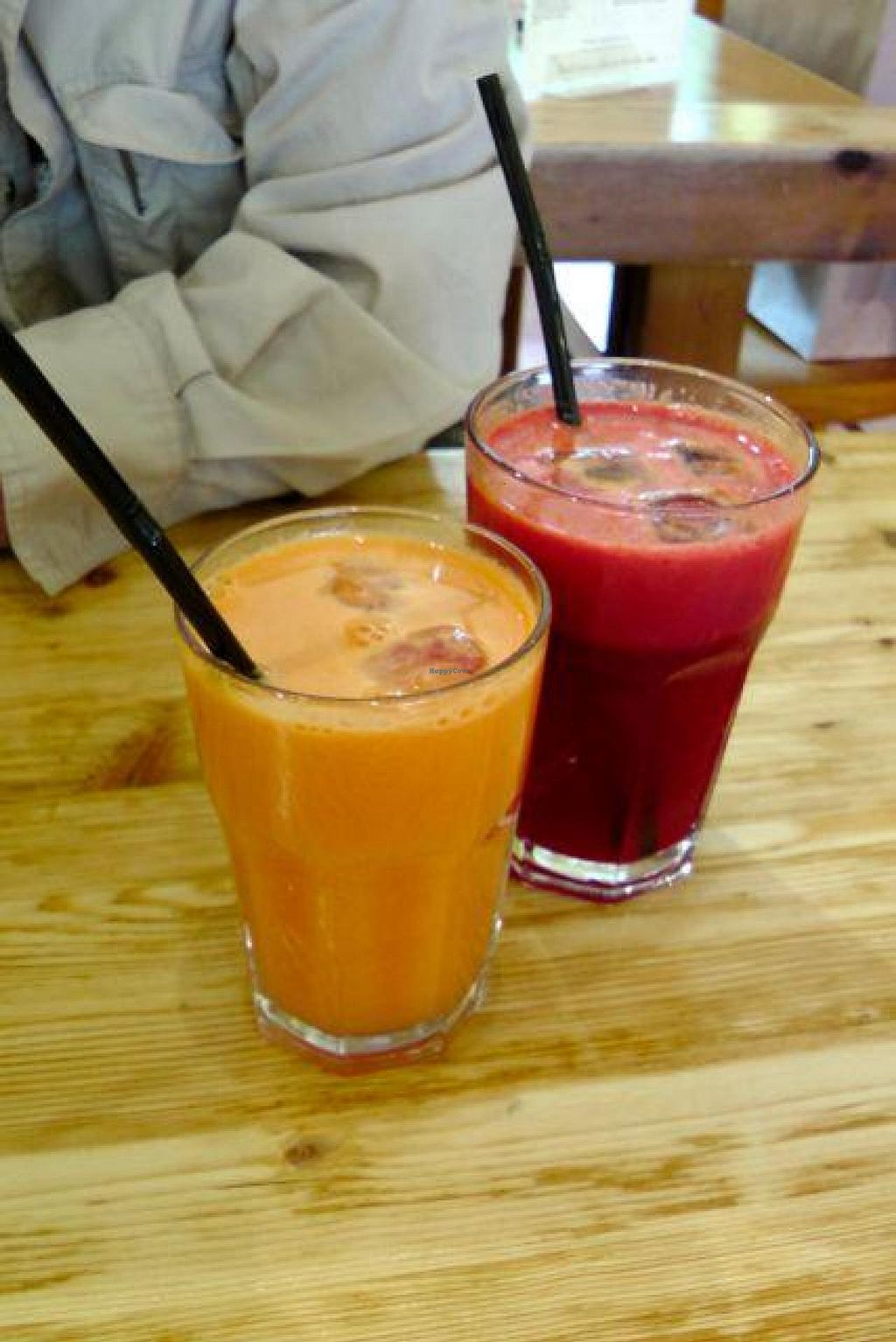"Photo of Iydea Vegetarian Kitchen  by <a href=""/members/profile/trinitybourne"">trinitybourne</a> <br/>Delicious fresh veggie juices <br/> September 24, 2014  - <a href='/contact/abuse/image/8752/80934'>Report</a>"