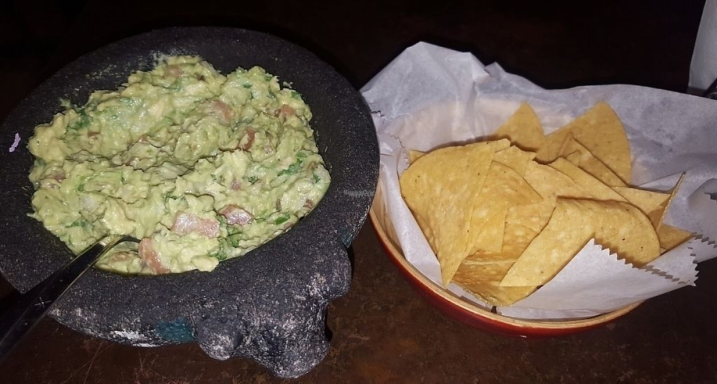 "Photo of La Morada  by <a href=""/members/profile/nancy20mexgirl"">nancy20mexgirl</a> <br/>Fresh Guacamole <br/> February 22, 2017  - <a href='/contact/abuse/image/87550/229030'>Report</a>"