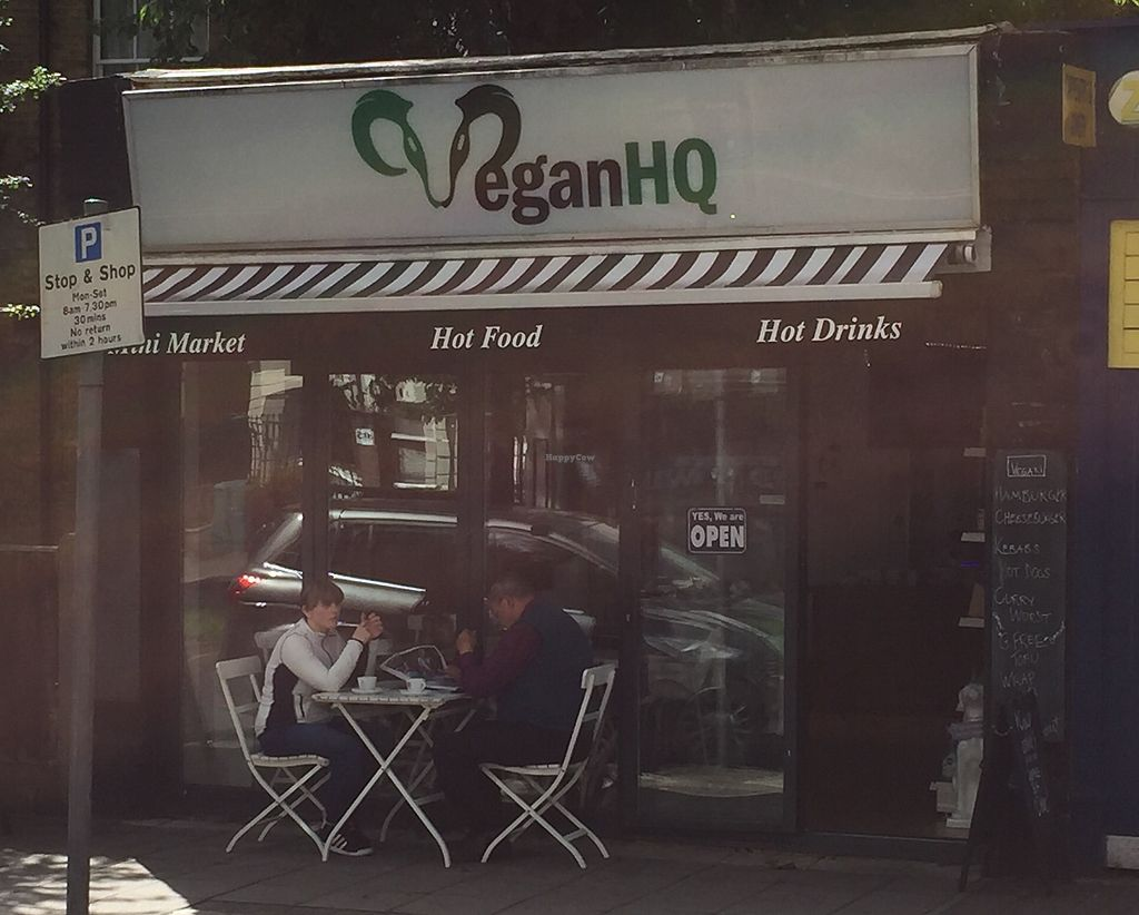 """Photo of Vegan HQ  by <a href=""""/members/profile/Jrosworld"""">Jrosworld</a> <br/>Outside <br/> August 4, 2017  - <a href='/contact/abuse/image/87586/288695'>Report</a>"""