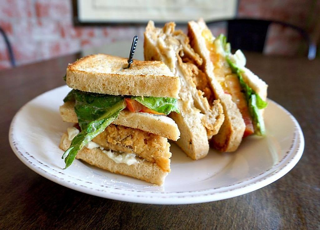 """Photo of Donna Jean  by <a href=""""/members/profile/veganinsandiego"""">veganinsandiego</a> <br/>New lunch menu items: sandwiches!  <br/> July 29, 2017  - <a href='/contact/abuse/image/87600/286015'>Report</a>"""