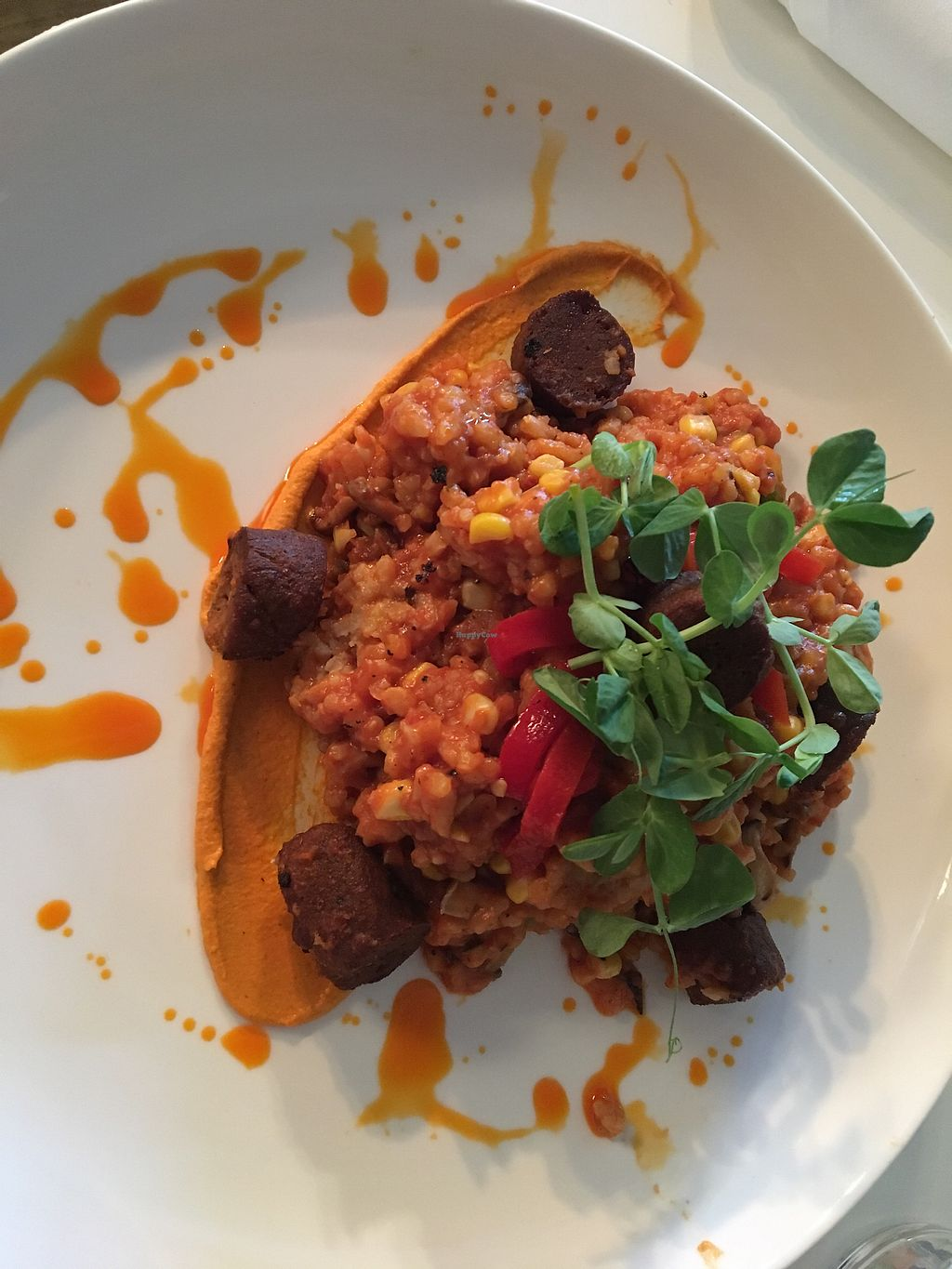 """Photo of VITA Vegan Paradise - temporarily closed  by <a href=""""/members/profile/aner1kind17"""">aner1kind17</a> <br/>paella <br/> July 23, 2017  - <a href='/contact/abuse/image/87602/283435'>Report</a>"""
