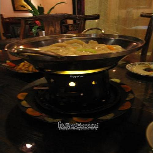 """Photo of Cafe China  by <a href=""""/members/profile/Ashni"""">Ashni</a> <br/>Dumpling soup <br/> August 10, 2010  - <a href='/contact/abuse/image/8760/5487'>Report</a>"""