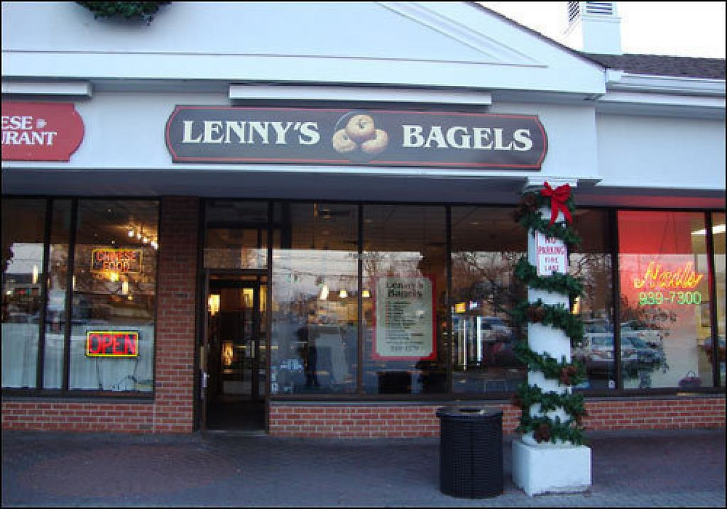 """Photo of Lenny's Bagels  by <a href=""""/members/profile/community5"""">community5</a> <br/>Lenny's Bagels <br/> February 23, 2017  - <a href='/contact/abuse/image/87638/229706'>Report</a>"""