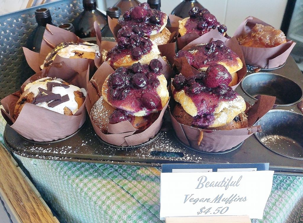 """Photo of Salte  by <a href=""""/members/profile/verbosity"""">verbosity</a> <br/>Choc orange, Mixed berry puffin (pancake atop muffin) & Banana maple <br/> November 19, 2017  - <a href='/contact/abuse/image/87657/327142'>Report</a>"""