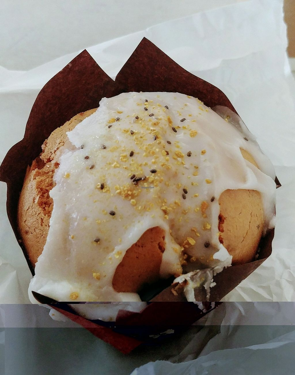"""Photo of Salte  by <a href=""""/members/profile/karlaess"""">karlaess</a> <br/>orange and chia seed muffin <br/> March 3, 2018  - <a href='/contact/abuse/image/87657/366341'>Report</a>"""