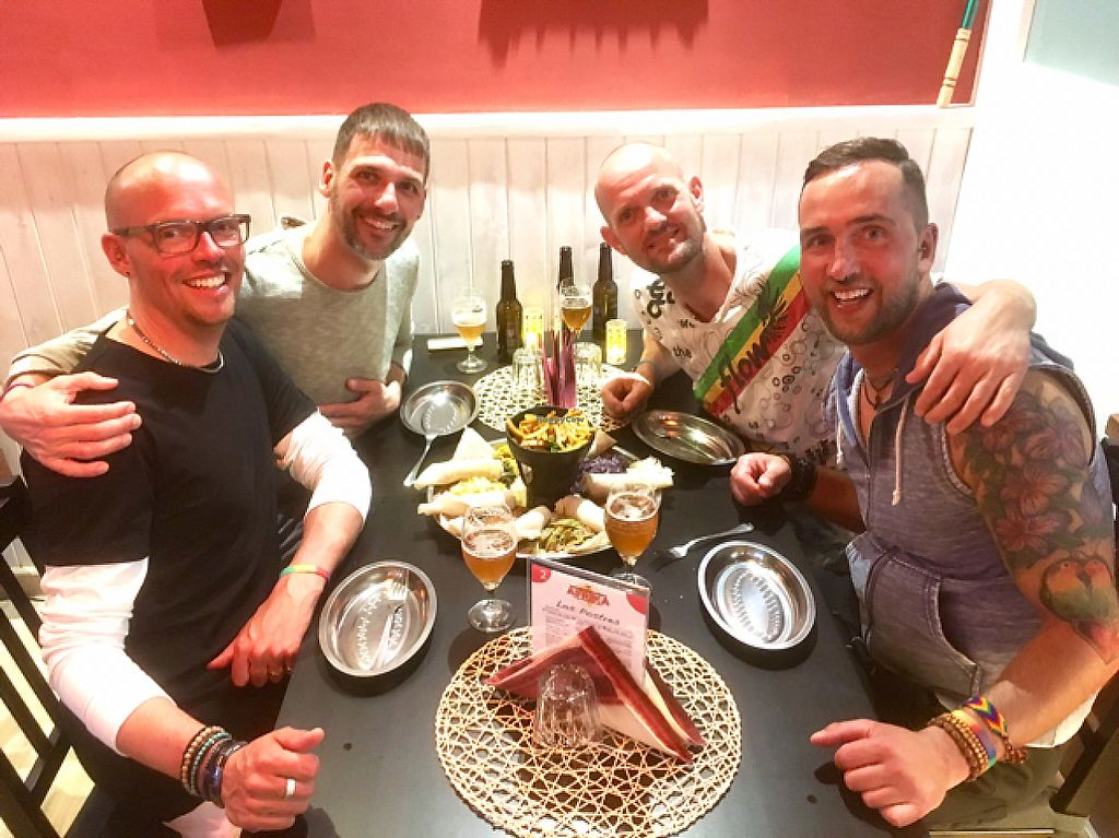 "Photo of Etiopico Afrika  by <a href=""/members/profile/DirkjanJansen"">DirkjanJansen</a> <br/>amazing vegan dinner with friends! we'll be back for sure!  <br/> May 8, 2017  - <a href='/contact/abuse/image/87658/257135'>Report</a>"