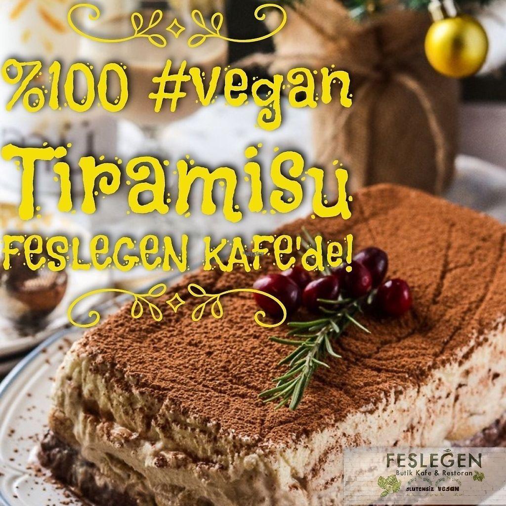 "Photo of Feslegen Butik  by <a href=""/members/profile/NeslihanSent%C3%BCrk"">NeslihanSentürk</a> <br/>Vegan Tiramisu <br/> February 24, 2017  - <a href='/contact/abuse/image/87694/230081'>Report</a>"