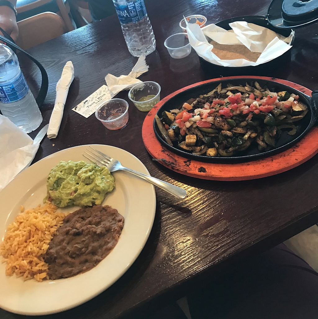 "Photo of Taco Rico - Tropical Park  by <a href=""/members/profile/k021105"">k021105</a> <br/>vegan fajitas  <br/> May 13, 2017  - <a href='/contact/abuse/image/87696/258507'>Report</a>"