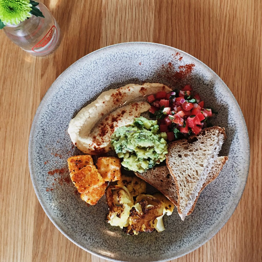 "Photo of Dish & Spoon Cafe  by <a href=""/members/profile/Eya"">Eya</a> <br/>vegan breakfast board <br/> February 25, 2017  - <a href='/contact/abuse/image/87704/230197'>Report</a>"