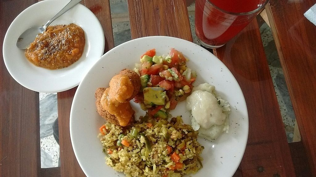"""Photo of Semillas Comida Sana  by <a href=""""/members/profile/maynard7"""">maynard7</a> <br/>Lunch of the day, February 2017 <br/> February 24, 2017  - <a href='/contact/abuse/image/87708/230078'>Report</a>"""