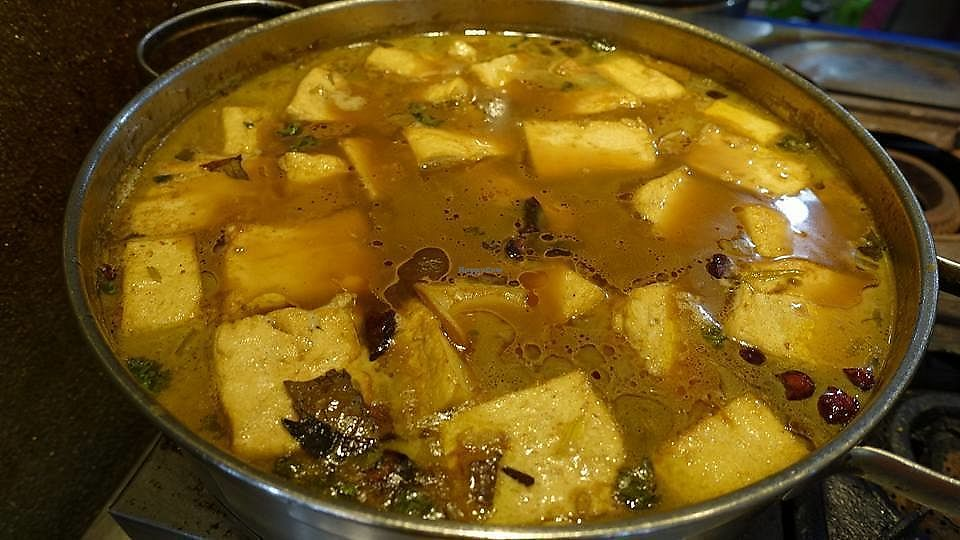 """Photo of Puti Vegetarian  by <a href=""""/members/profile/JimmySeah"""">JimmySeah</a> <br/>tofu cooked in gravy  <br/> November 2, 2017  - <a href='/contact/abuse/image/87740/321173'>Report</a>"""
