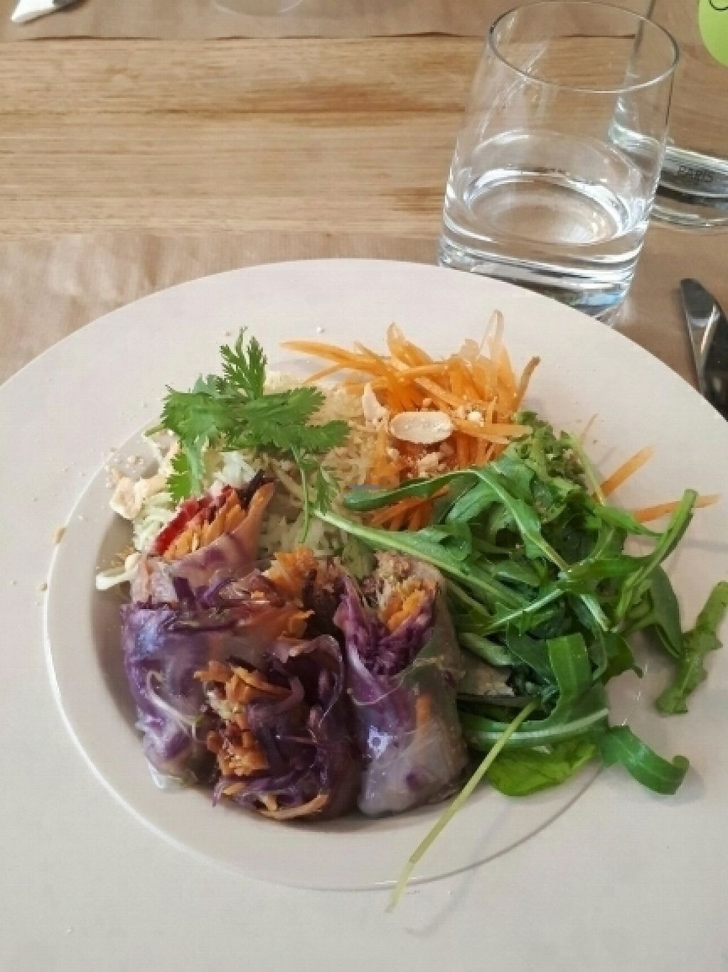 "Photo of apeti  by <a href=""/members/profile/PascalB"">PascalB</a> <br/>Main course with vegan spring rolls <br/> April 20, 2017  - <a href='/contact/abuse/image/87744/250340'>Report</a>"
